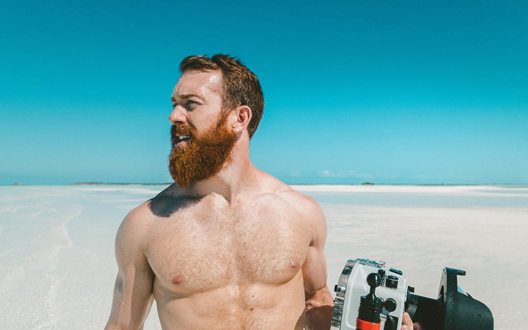 Cómo sobrevivir con barba durante el verano